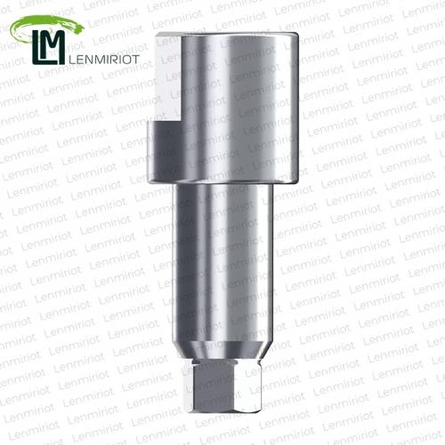Скан-боди, совместимое с NIKO 4.5, нержавеющая сталь, включая 1 лабораторный винт, производство и разработка Lenmiriot