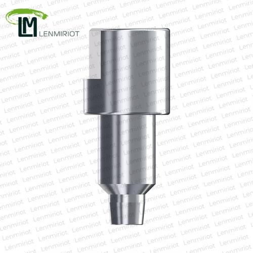 Скан-боди, совместимое с ANKYLOS C, нержавеющая сталь, включая 1 лабораторный винт, производство и разработка Lenmiriot