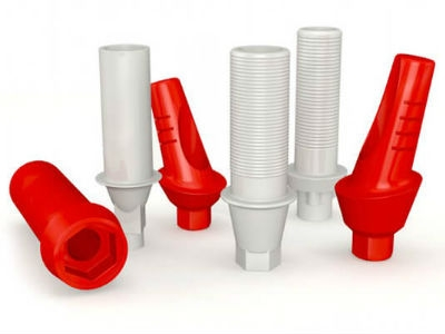 Абатменты пластиковые
