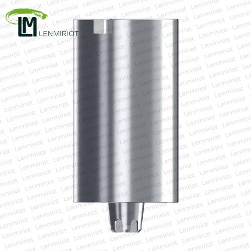 Заготовка индивидуального абатмента D=11.5 мм для холдера ADM, совместимая с Mis C1 WP (5.0), включая 1 винт, производство lenmiriot