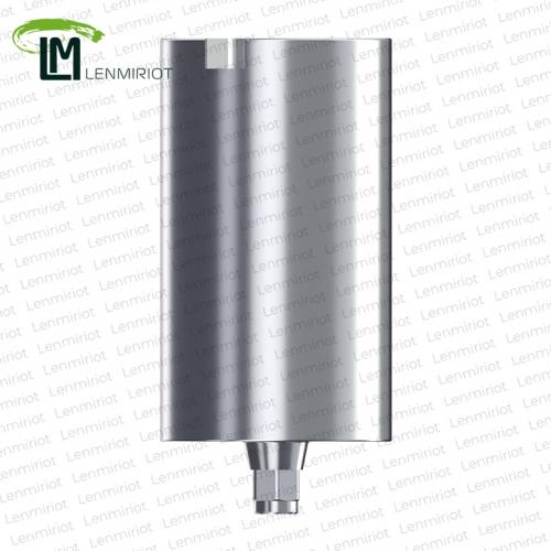 Заготовка индивидуального абатмента D=11.5 мм для холдера ADM, совместимая с ICX, включая 1 винт, производство lenmiriot